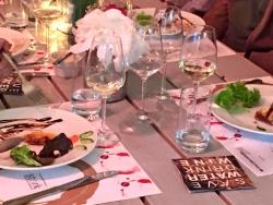 Wein Stork im Stattstrand